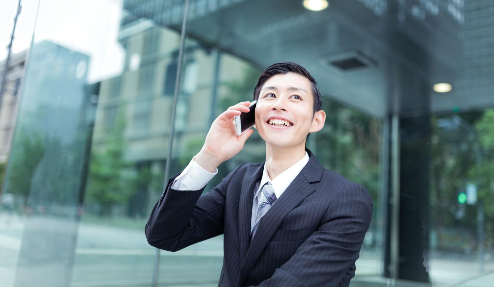 IP電話を使えばスマートフォンでも便利になります