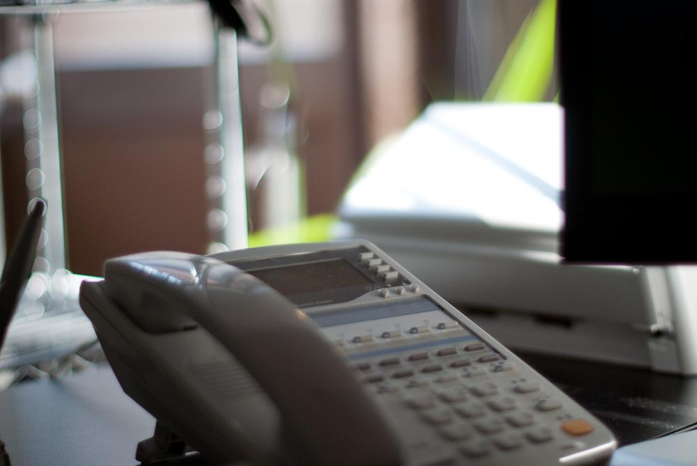 ビジネスフォン導入のメリットと8つの代表的な機能